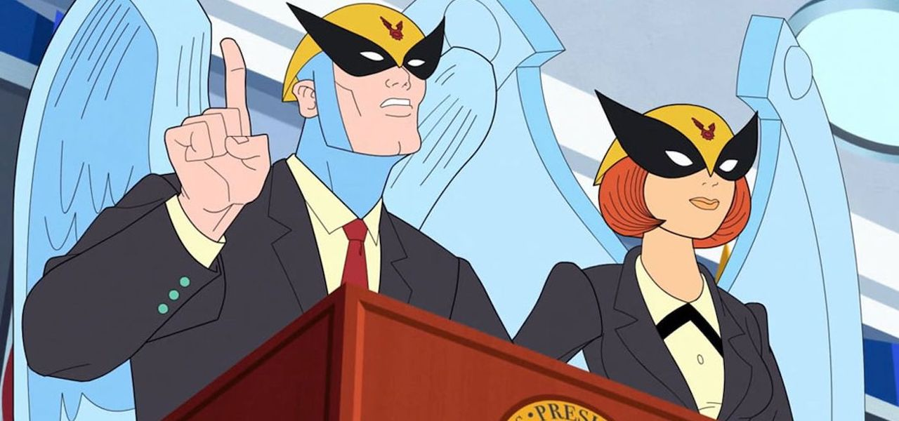 """Harvey Birdman, Attorney at Law"""