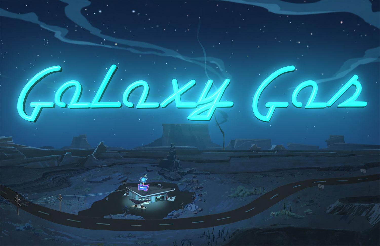 Galaxy Gas.