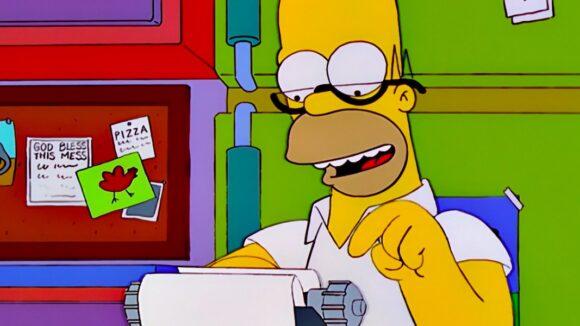 "WGA West, ""The Simpsons"""