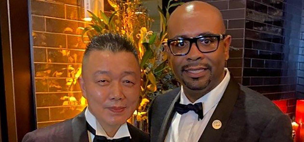 Peter Luo and David Steward II
