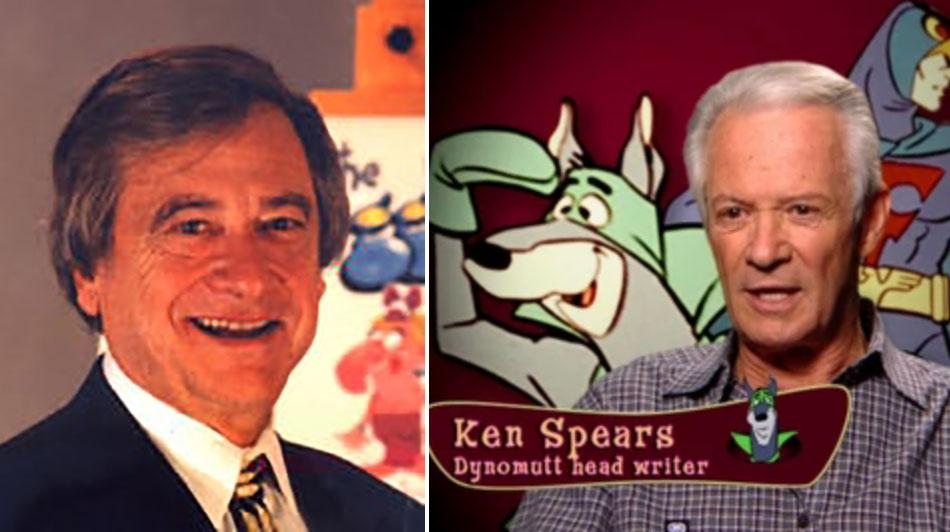 Joe Ruby and Ken Spears.