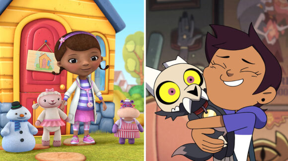 Doc McStuffins and The Owl House