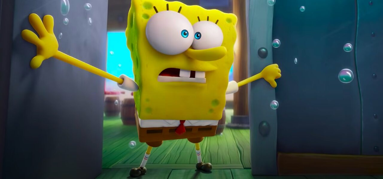 """The SpongeBob Movie: Sponge on the Run"""