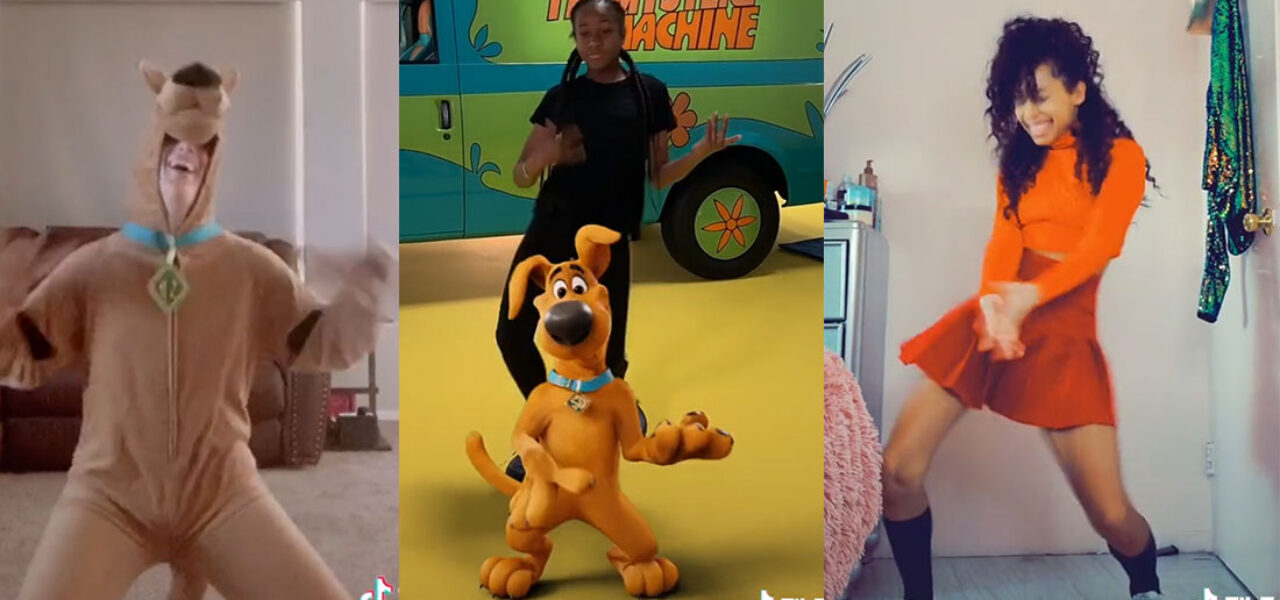 Scoob dance on Tiktok