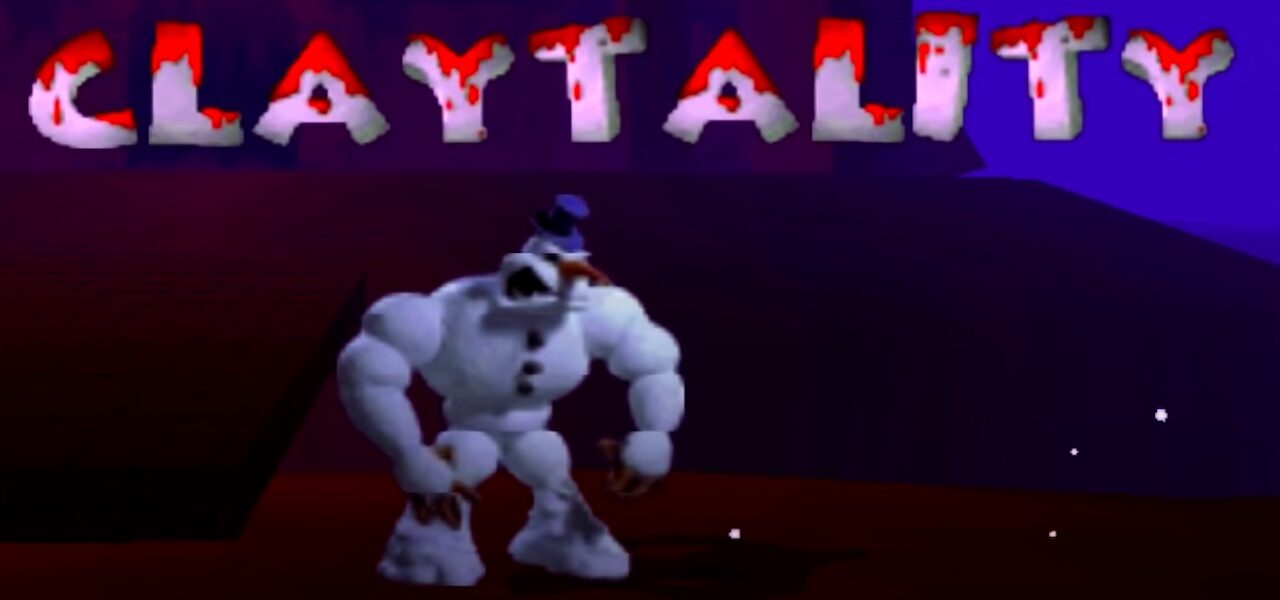 """Clayfighter"""