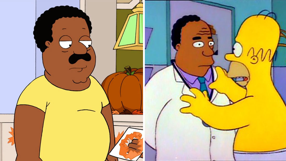 White Actors Will No Longer Perform Nonwhite Characters On Family Guy And The Simpsons