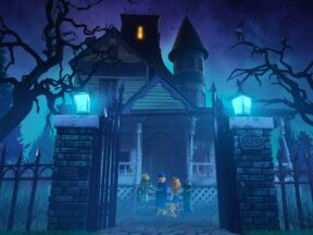 """Scoob!"" haunted house"