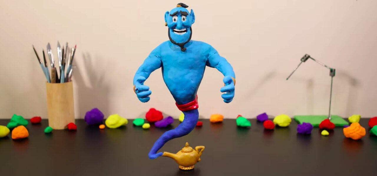 """The Blue Claymation"""