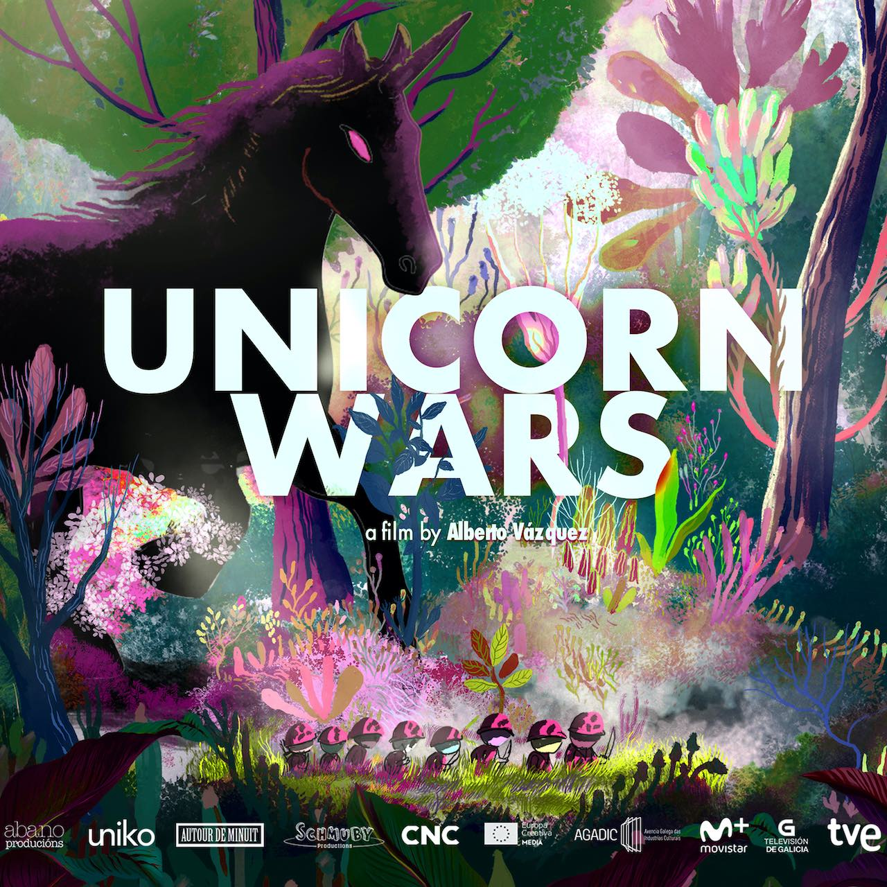 """Unicorn Wars"""