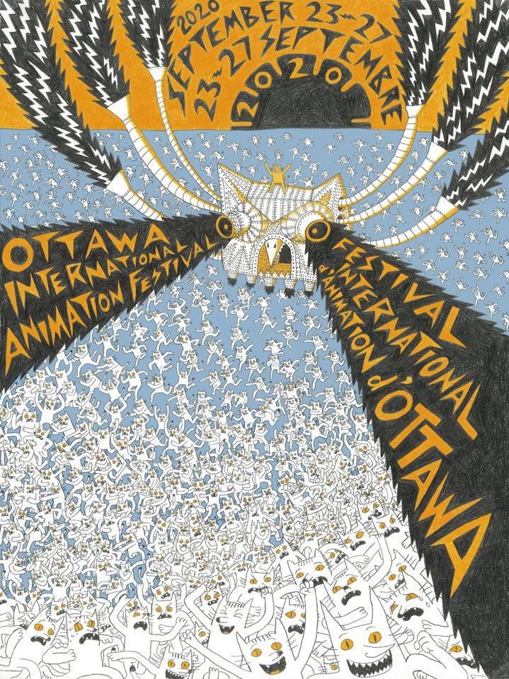 OIAF 2020 poster