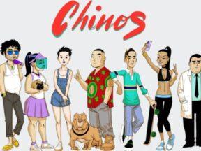 """""""Chinos"""""""