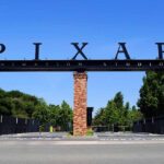 Pixar studio in Emeryville
