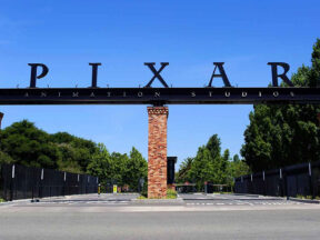 Pixar studio in Emeryville