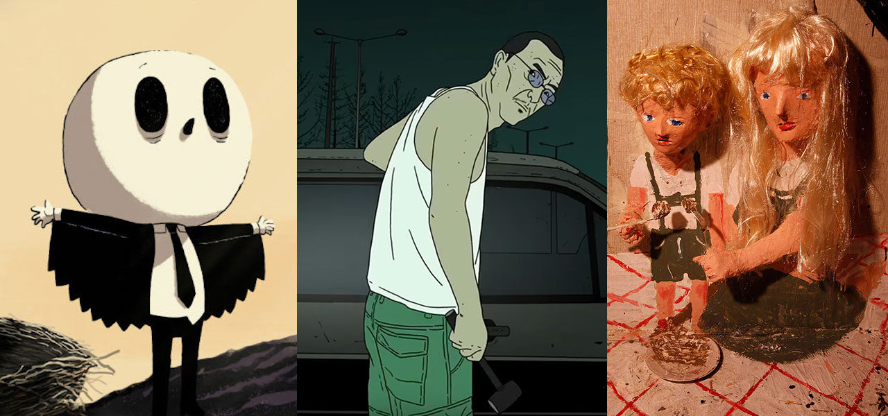 Adult animated features