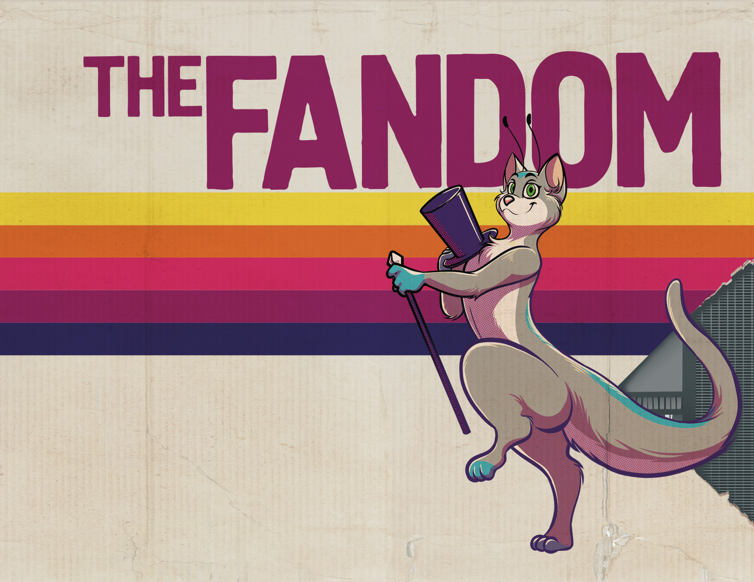"""The Fandom"" poster"