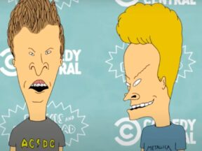 """Beavis and Butt-Head"""