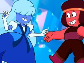 """Steven Universe,"" Ruby and Sapphire"