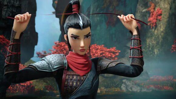 """""""Kung Fu Mulan"""""""