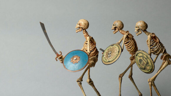 Ray Harryhausen, skeletons