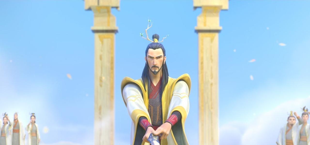"""""""Jiang Ziya"""""""