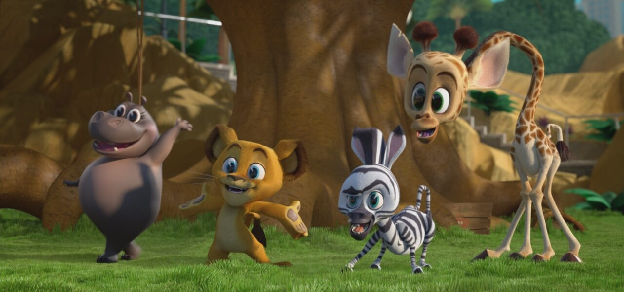"""Madagascar: A Little Wild"""