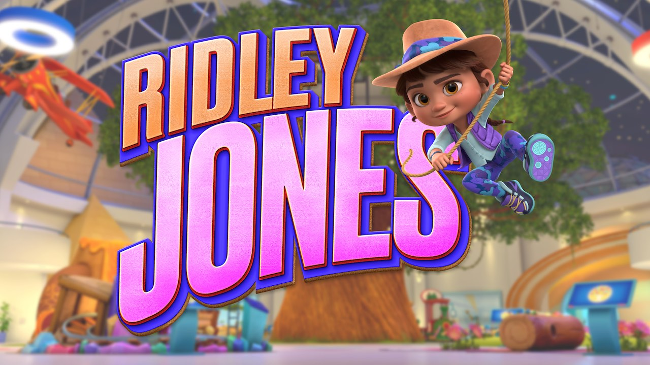 """Ridley Jones"""
