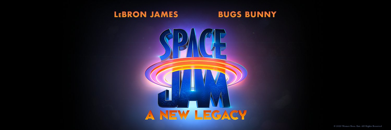 """""""Space Jam: A New Legacy"""""""