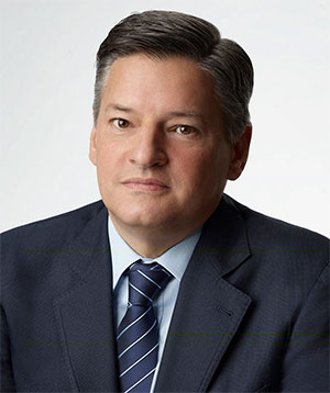Ted Sarandos, co-CEO of Netflix.