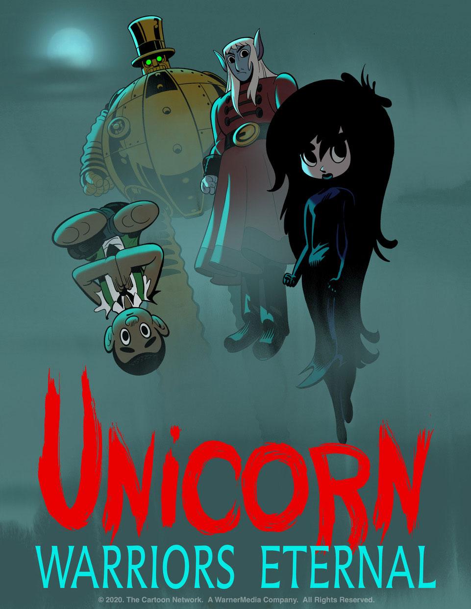Unicorn: Warriors Eternal