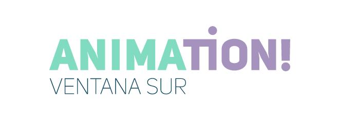 Animation! Ventana Sur logo