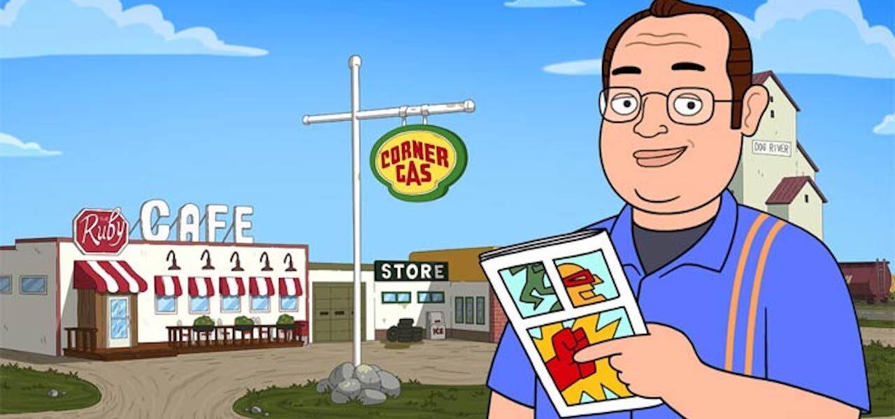 """Corner Gas Animated"""