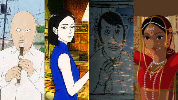 Indie animated features 2021 Oscars