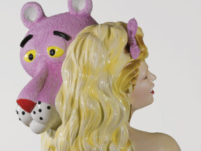"""""""Pink Panther,"""" Jeff Koons"""