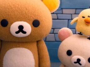"""Rilakkuma and Kaoru"""