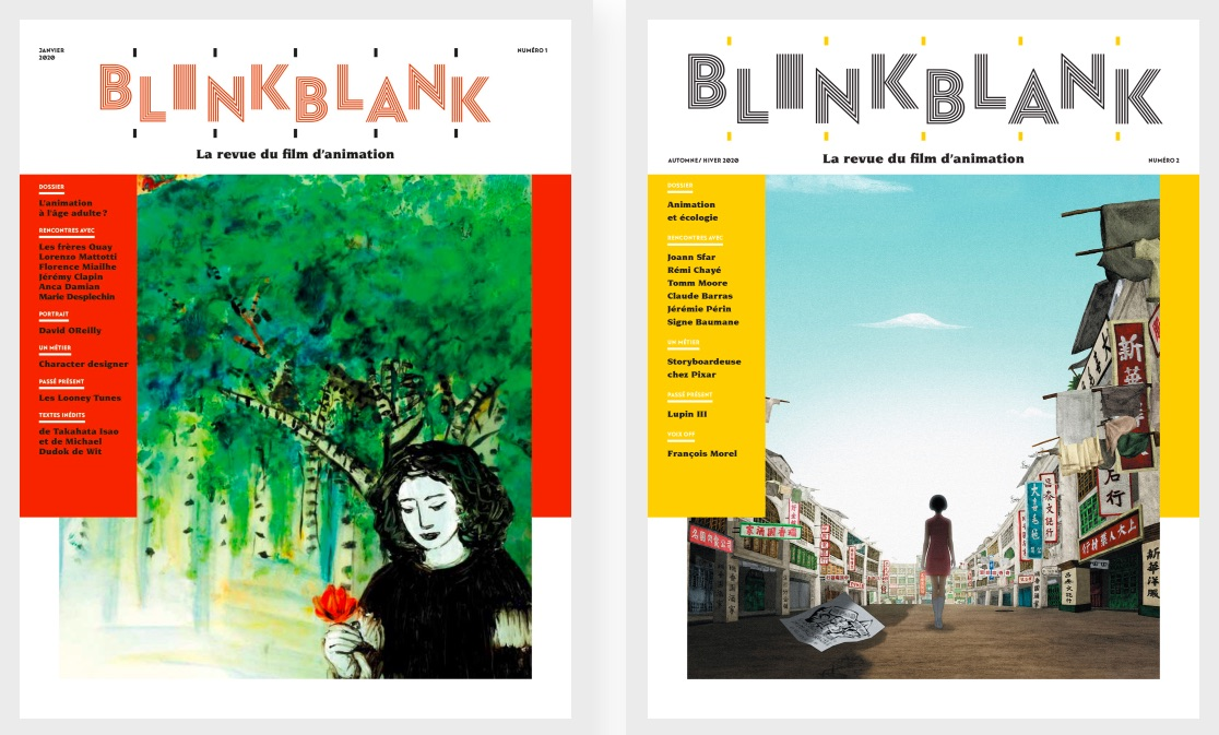 """""""Blink Blank"""""""