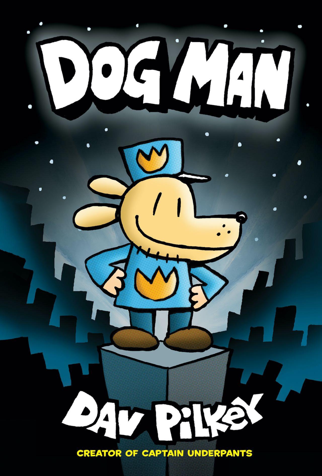 """Dog Man"""