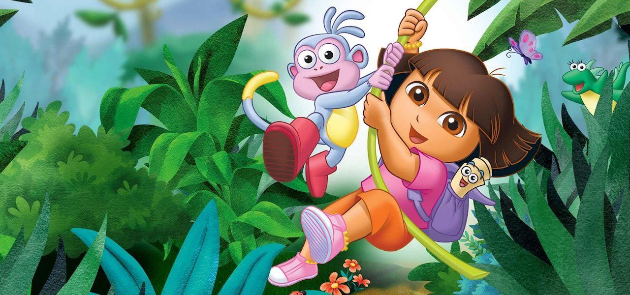 """""""Dora the Explorer"""""""