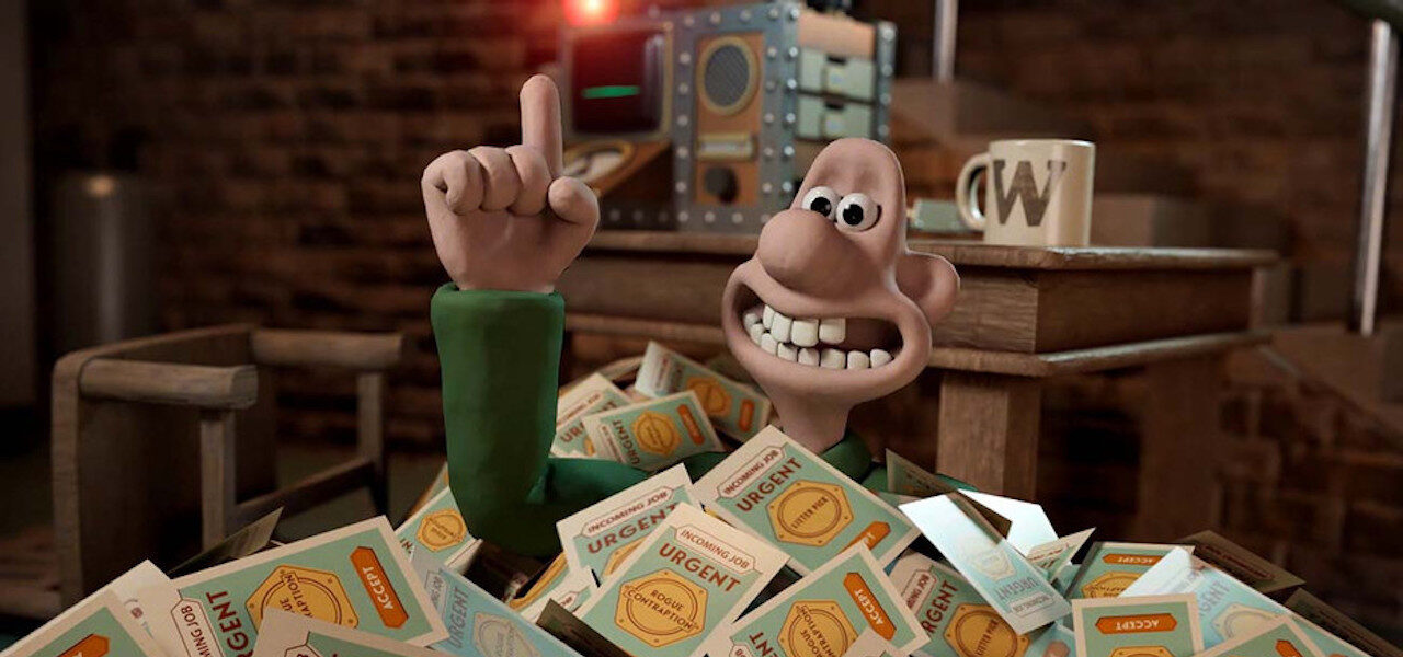 """""""Wallace & Gromit: The Big Fix Up"""""""