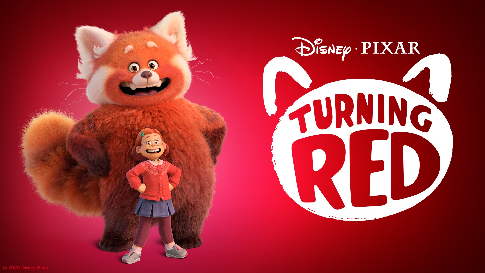 """""""Turning Red"""""""