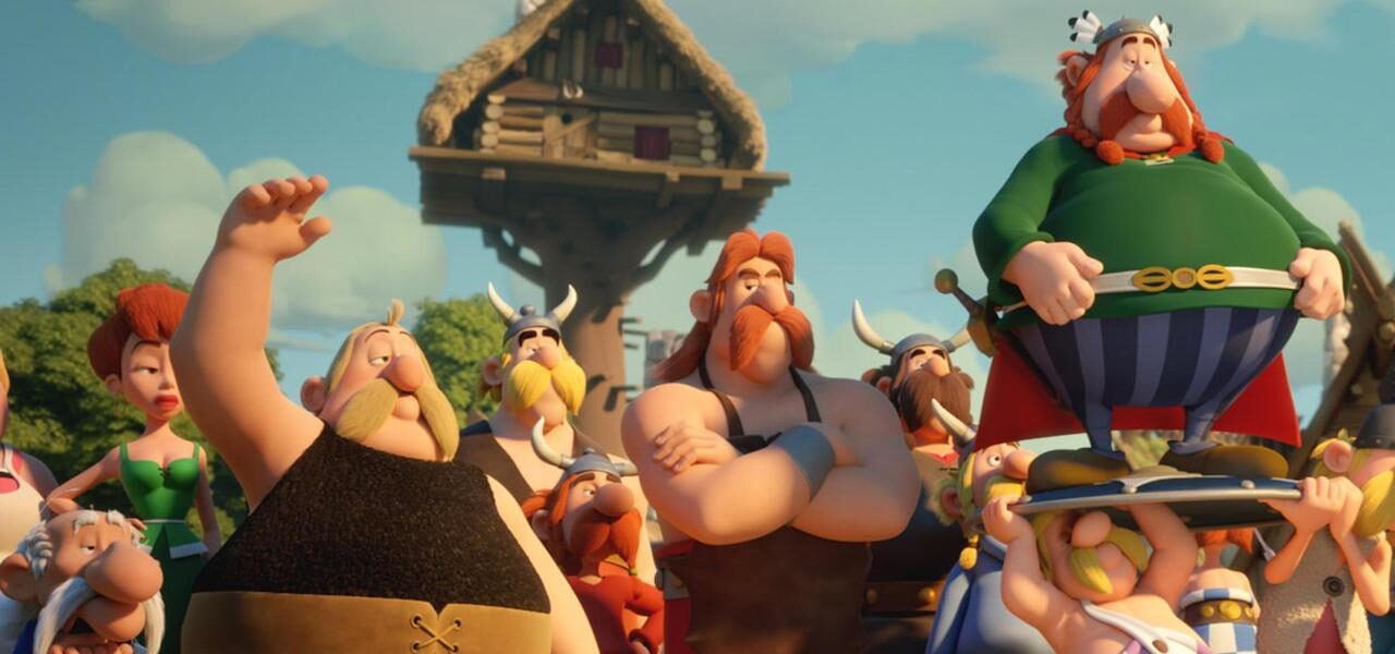 """Asterix: The Secret of the Magic Potion"""