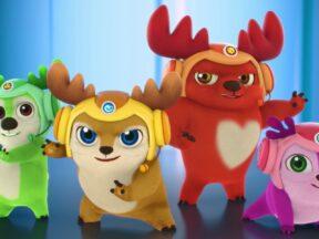 """Deer Squad"""