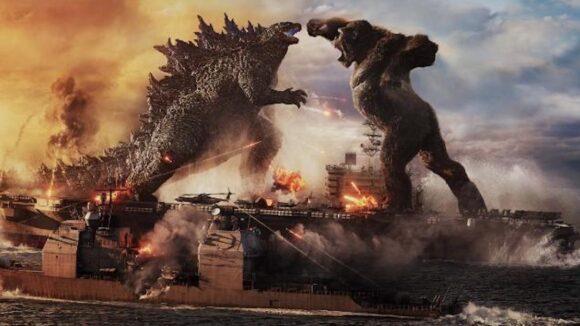 """""""Godzilla vs. Kong"""""""
