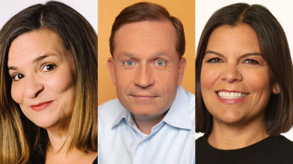 Kara Lord Piersimoni, Brian Keane, Jennie Monica