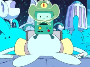 """Adventure Time: Distant Lands"""