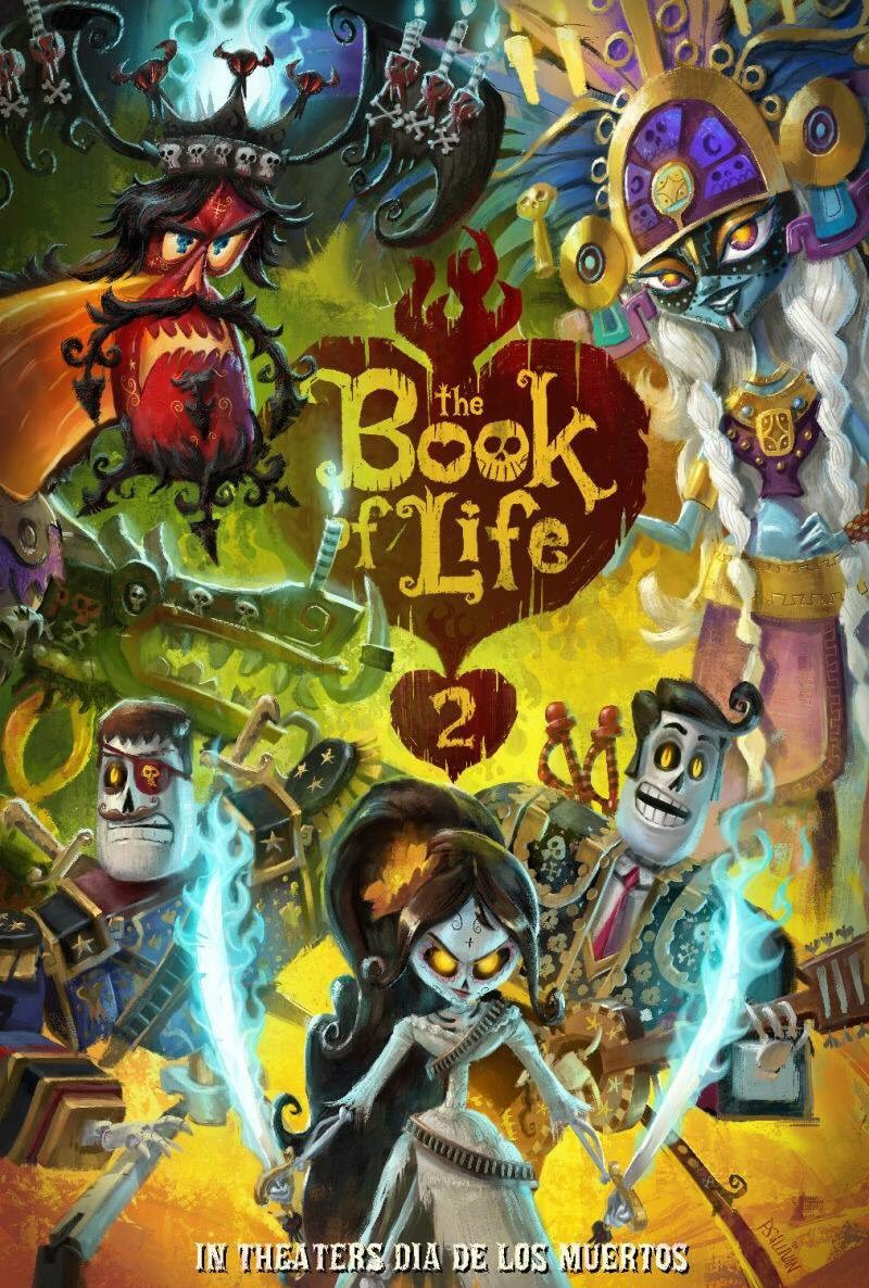 """The Book of Life 2"""