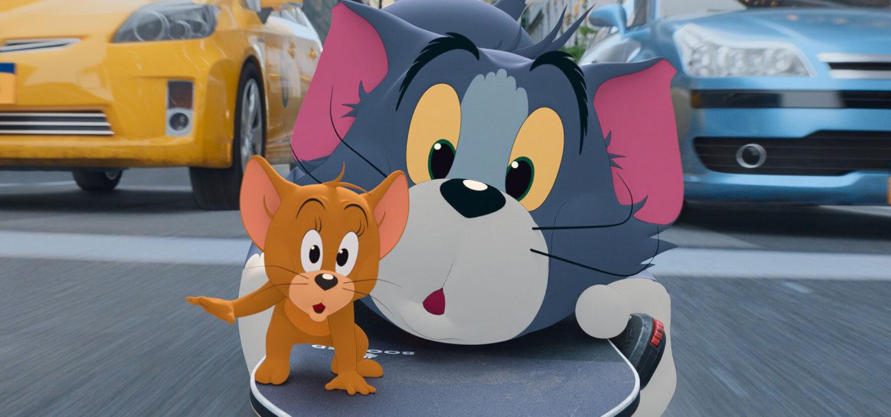 Tom & Jerry.