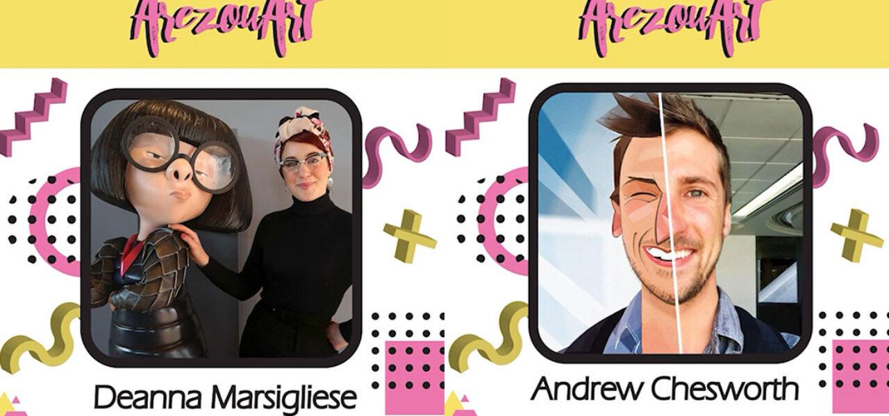 Arezou Art podcast