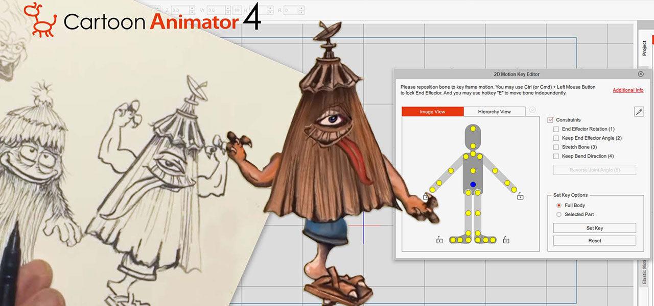 Cartoon Animator 4