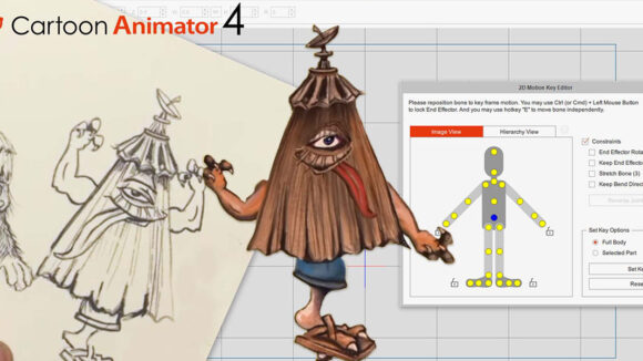 Cartoon Animator 4