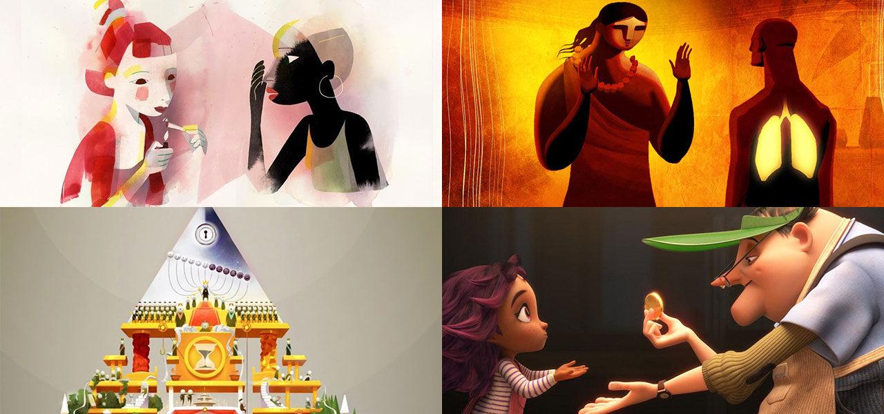 Oscar Shortlisted Animated Shorts